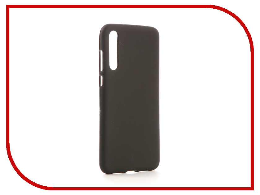 Аксессуар Чехол для Huawei P20 Pro Neypo Soft Matte Silicone Black NST4208 protective matte frosted back case for htc one x s720e black