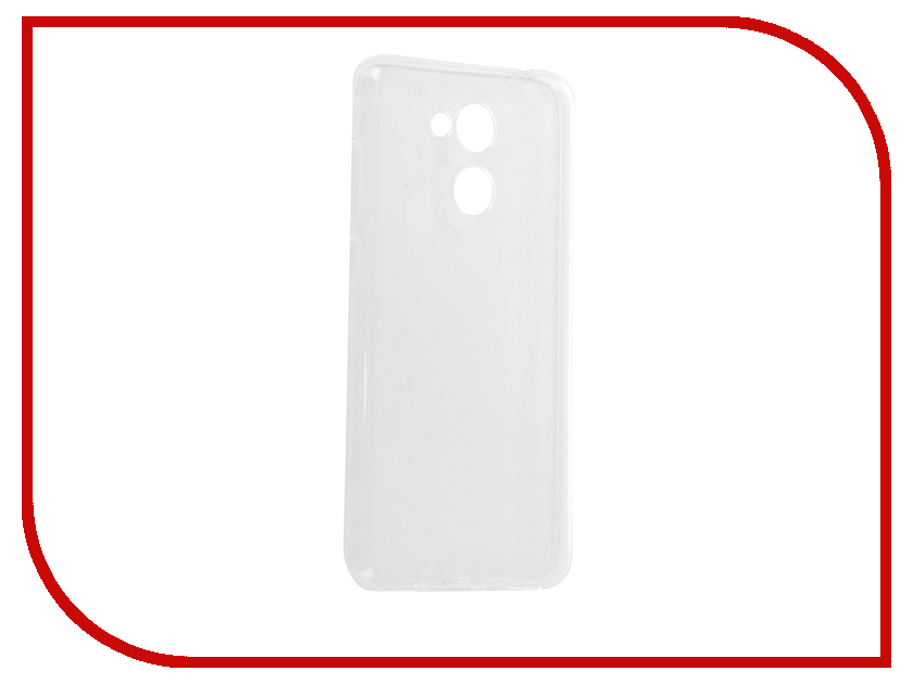 Аксессуар Чехол Huawei Honor 6C PRO/V9 Play Neypo Silicone Transparent NST3712 аксессуар чехол накладка huawei honor 6c pro v9 play skinbox slim silicone transparent t s hh6cp 006