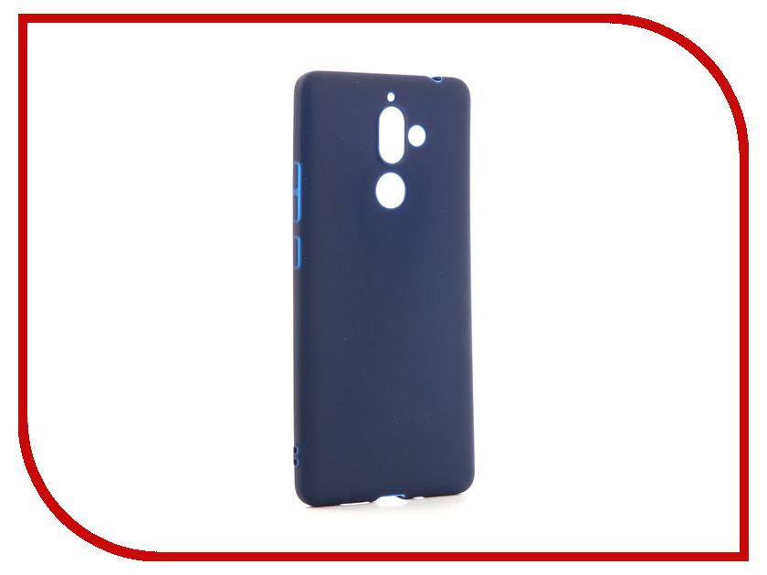 Аксессуар Чехол для Nokia 7 Plus Neypo Soft Matte Silicone Black NST4211 cam in matte soft screw shutter release button for leica hasselblad more black convex