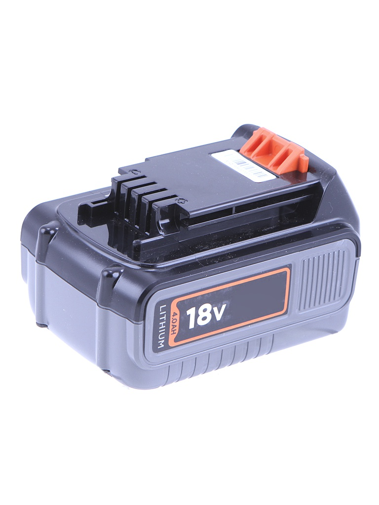 Аккумулятор Black+Decker Li-Ion 18V 4.0Ah BL4018-XJ