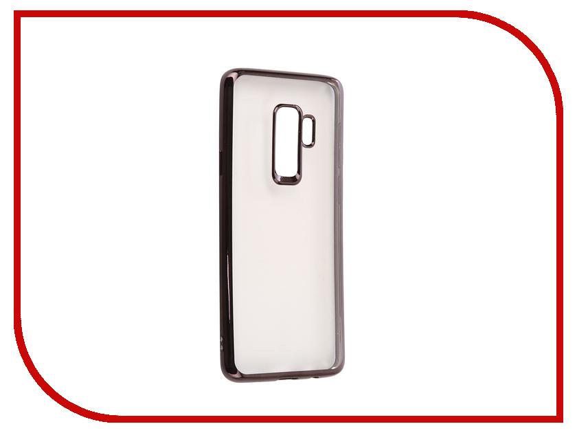 Аксессуар Чехол для Samsung Galaxy S9 Plus Neypo Silicon Aura Grey Metalic NSTA3993 аксессуар чехол для samsung galaxy a5 2017 neypo soft matte silicone black nst0214