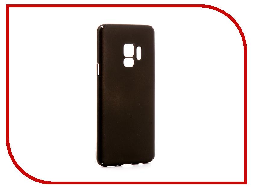 Аксессуар Чехол для Samsung Galaxy S9 Neypo Soft Touch Black ST3773 аксессуар чехол для samsung galaxy s9 plus neypo soft matte silicone black nst3870