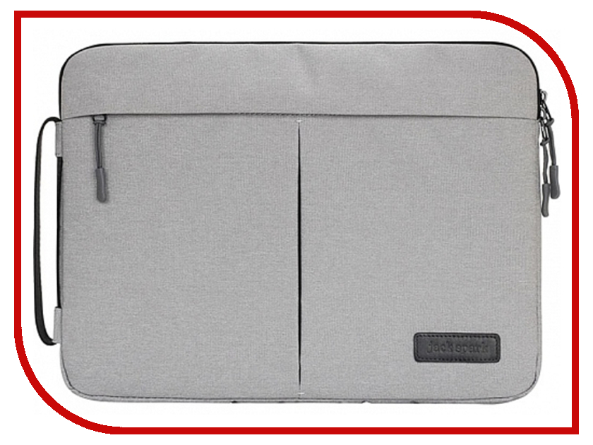 Аксессуар Чехол 11-inch Jack Spark Tissue Series для Macbook 11 Grey телефон wileyfox spark