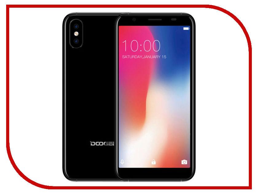 Сотовый телефон DOOGEE X55 Black