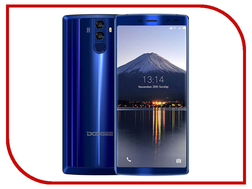 Сотовый телефон DOOGEE BL12000 Pro 64GB Blue
