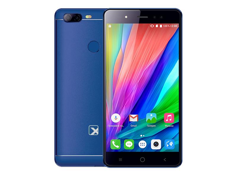 Сотовый телефон teXet TM-5580 Blue