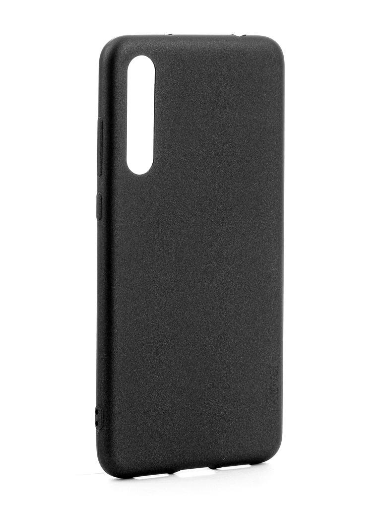 Аксессуар Чехол X-Level для Huawei P20 Pro Guardian Series Black 2828-130 аксессуар чехол x level для huawei y9 guardian series gold 2828 137