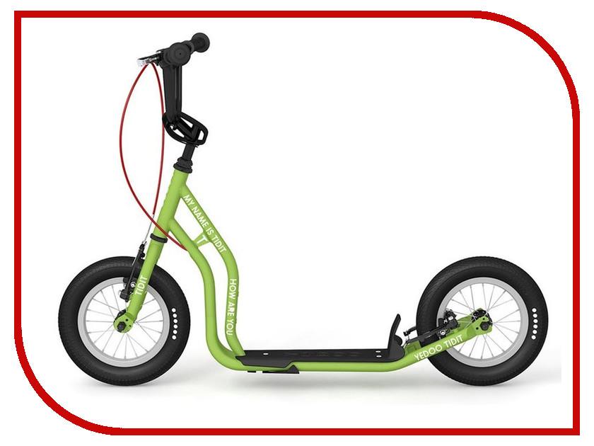 Самокат Yedoo Tidit New Green 111015 цена