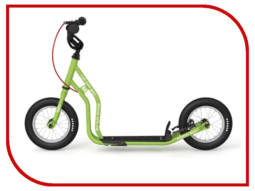 цена на Самокат Yedoo Mau New Green 111112