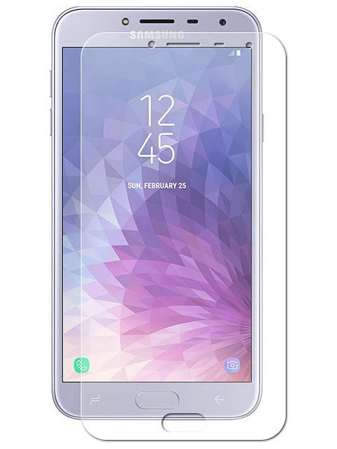 Аксессуар Защитное стекло для Samsung Galaxy J4 2018 J400F Zibelino TG 0.33mm 2.5D ZTG-SAM-J400F аксессуар защитное стекло для samsung galaxy j4 2018 j400f zibelino tg 5d blue ztg 5d sam j400f blu