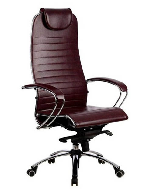 Компьютерное кресло Метта Samurai K-1.02 Dark Bordo