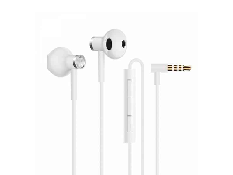 Наушники Xiaomi Dual-Unit White