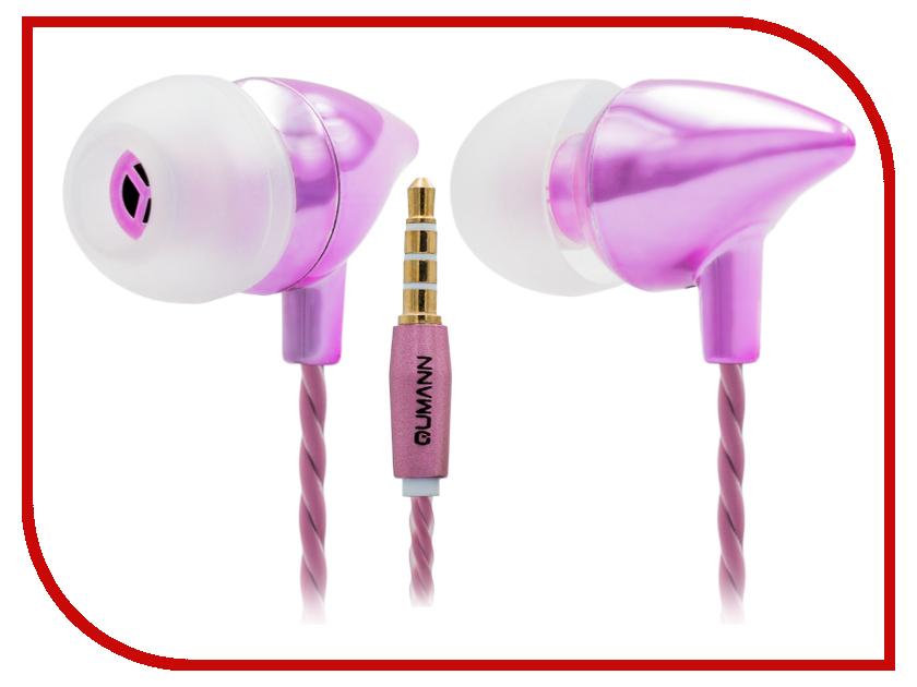 Qumann QSE-02 Butterfly Pink Metallic qumann qse 06 pin white