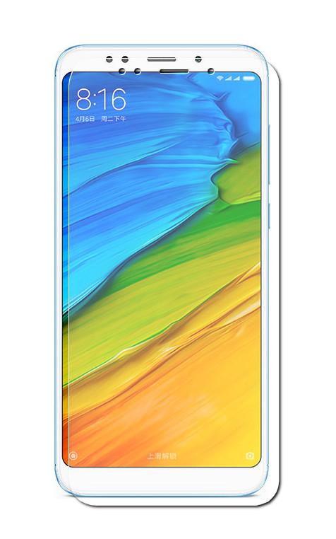 Аксессуар Защитное стекло Snoogy для Xiaomi Redmi 5 Plus 0.33mm Sn-TG-XIA-5Plus