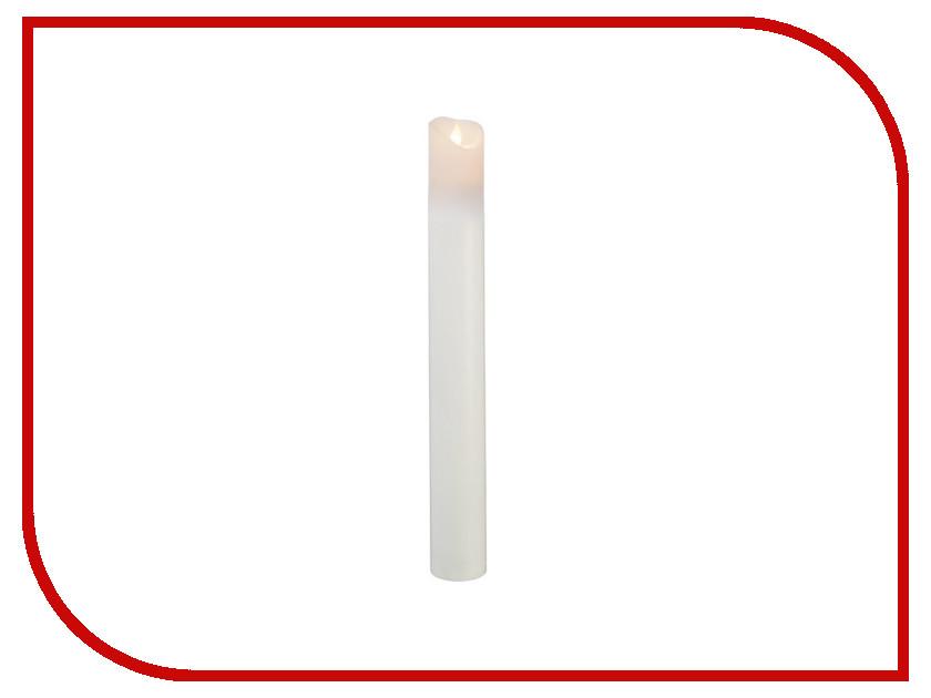 Светодиодная свеча Star Trading LED M-Twinkle White 064-41