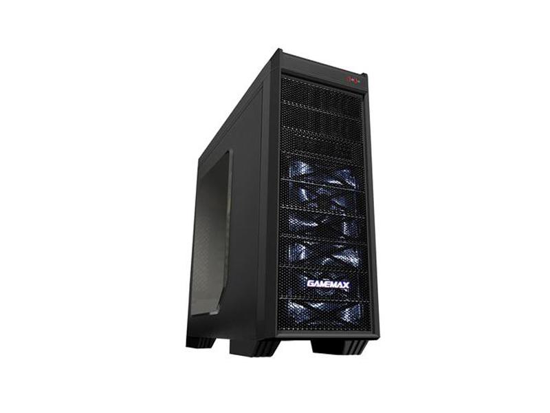 Корпус GameMax G501X Blue
