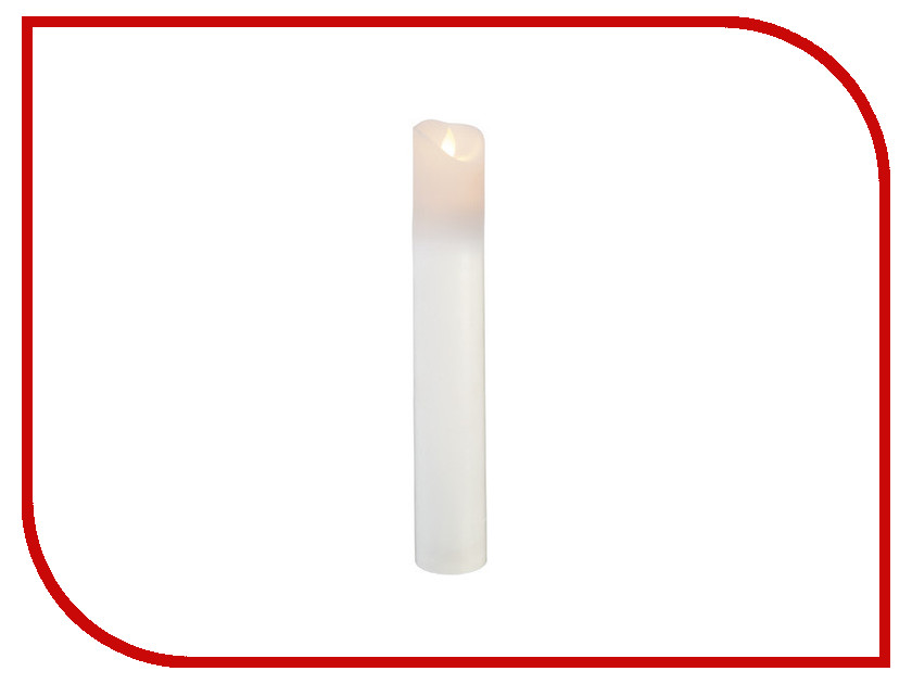Светодиодная свеча Star Trading LED M-Twinkle White 064-40