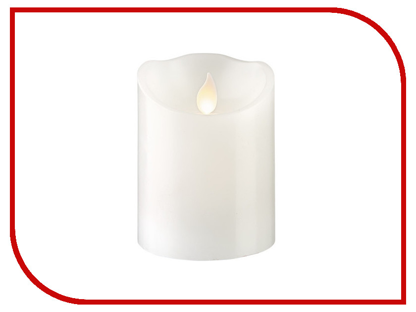 Светодиодная свеча Star Trading LED M-Twinkle White 064-10