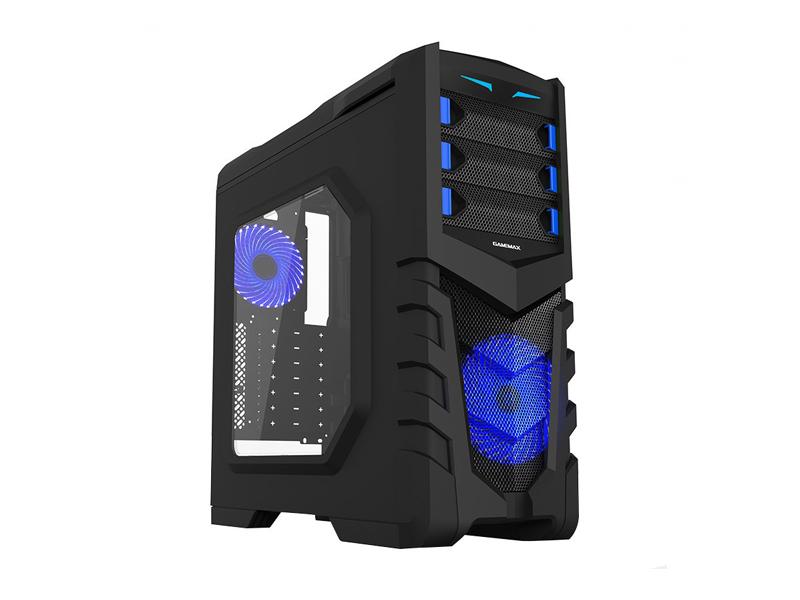 Корпус GameMax G530 Black