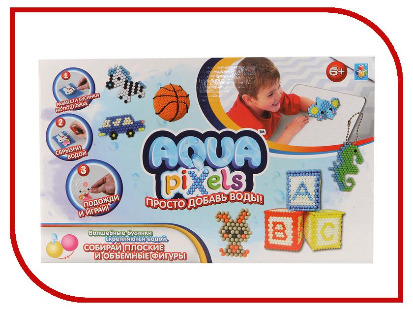 Настольная игра 1Toy Набор принцессы Aqua Pixels Т12337 серебряный дневник принцессы