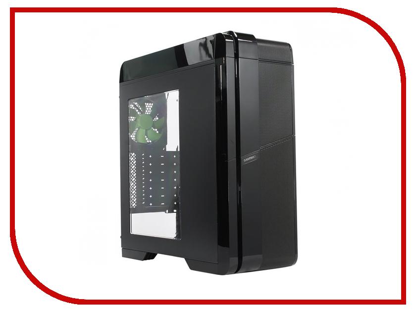 Корпус GameMax G536-B Black цена и фото