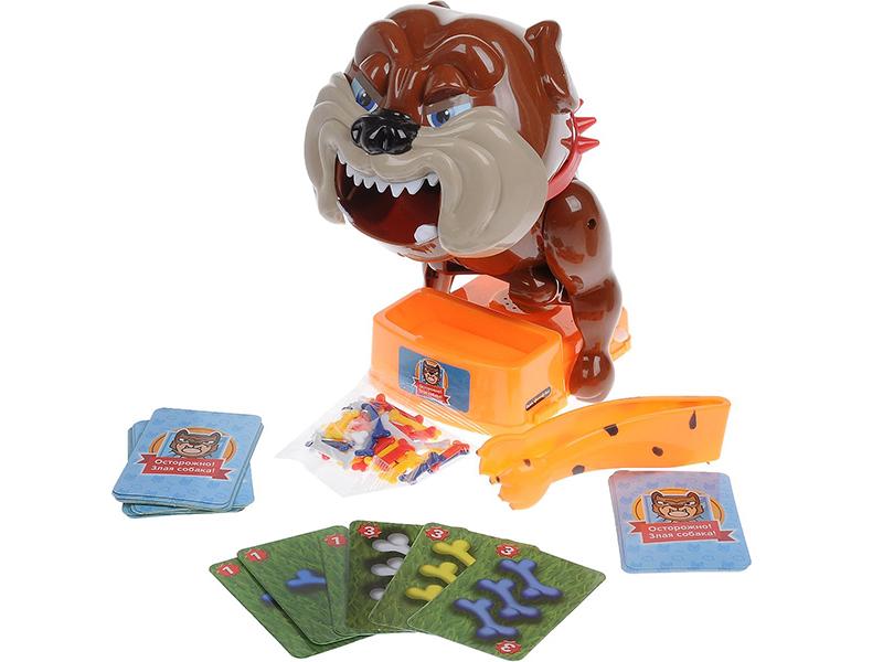 Настольная игра 1Toy Злая Собака Т10832 цена
