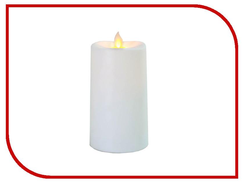 Светодиодная свеча Star Trading LED Glim White 063-87