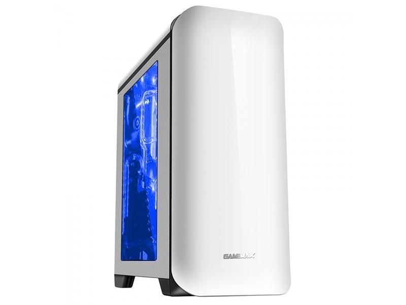 Корпус GameMax H602 White