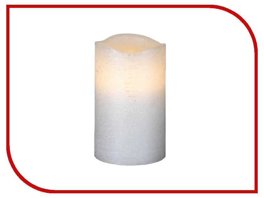 Светодиодная свеча Star Trading LED Press Shiny White 063-11
