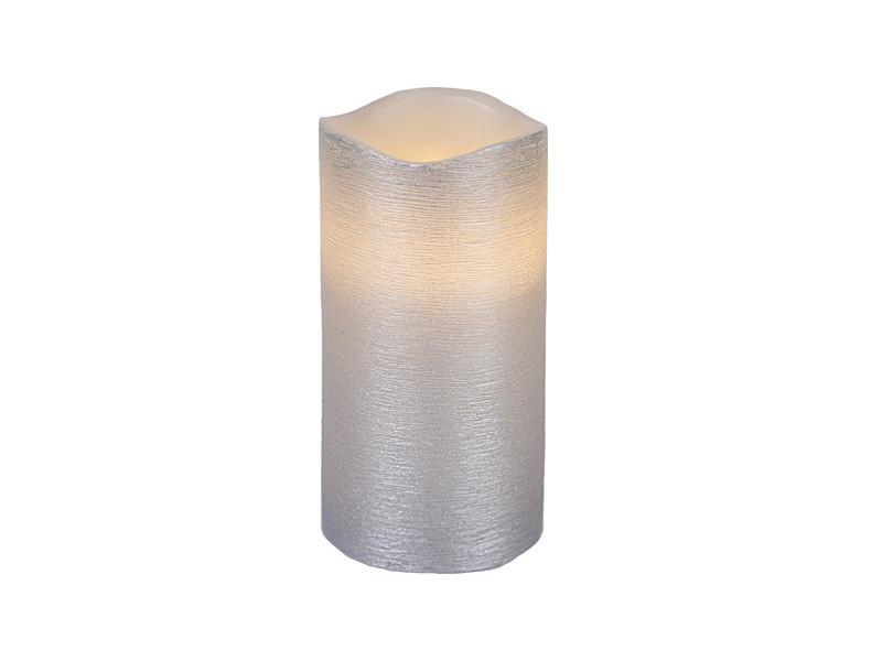 Светодиодная свеча Star Trading LED Linda Silver 068-56 светодиодная свеча star trading glow wax beige 068 83