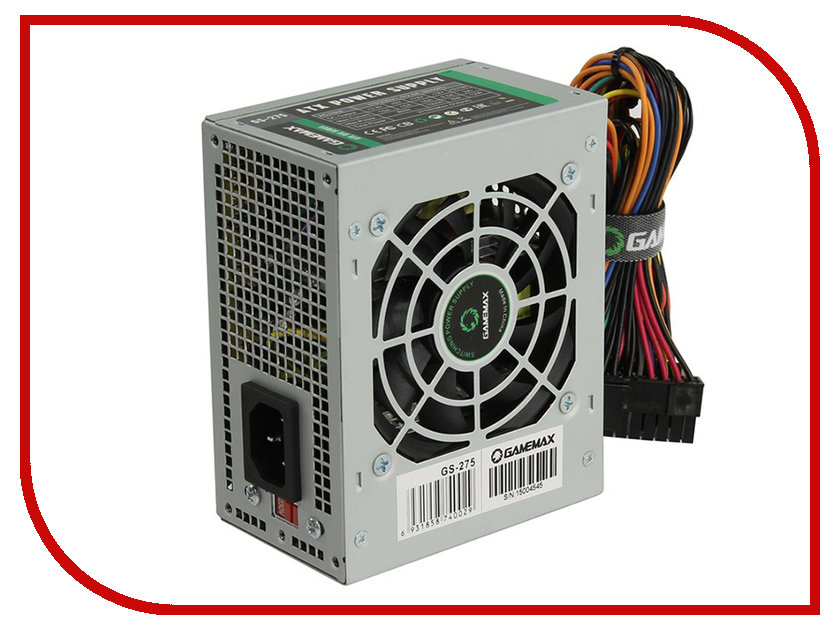 Блок питания GameMax GS-275 275W