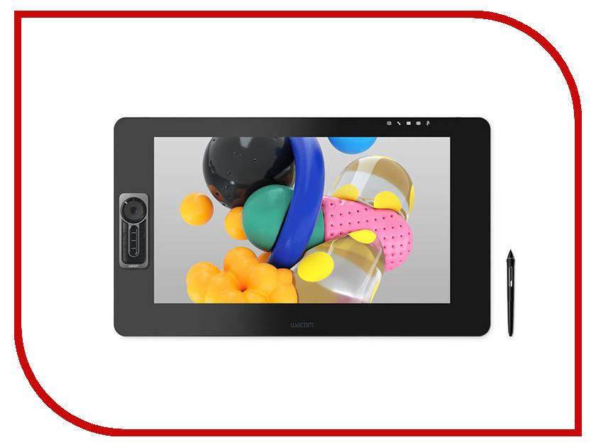 Графический планшет Wacom Cintiq Pro 24 multi-touch DTH-2420