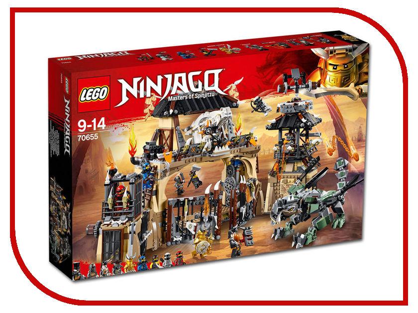 Конструктор Lego Ninjago Пещера Драконов 70655 mot irf230 to 3