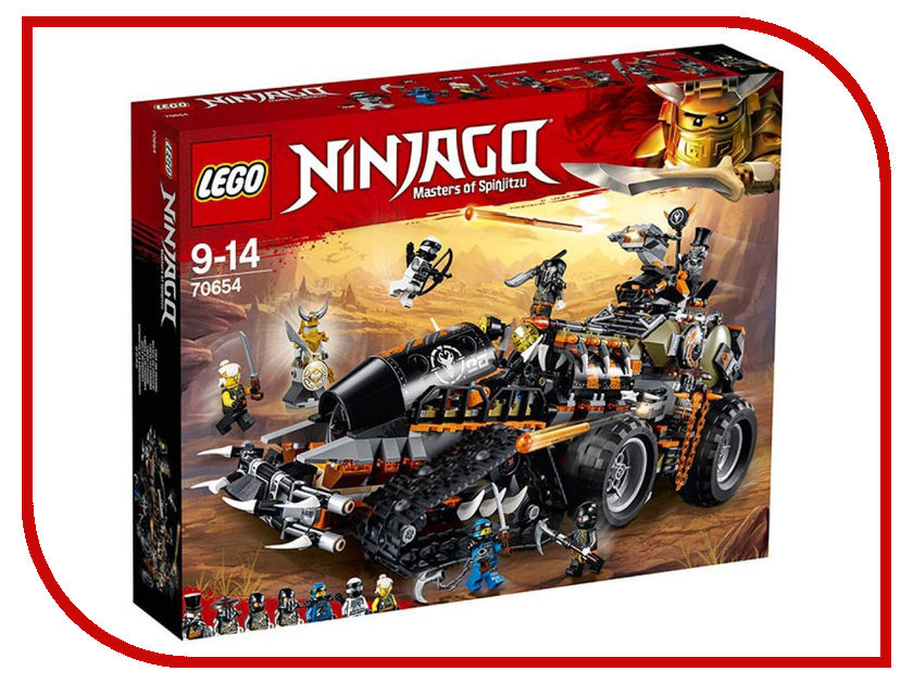 Конструктор Lego v Стремительный Странник 70654 lego конструктор lego ninjago 70654 стремительный странник