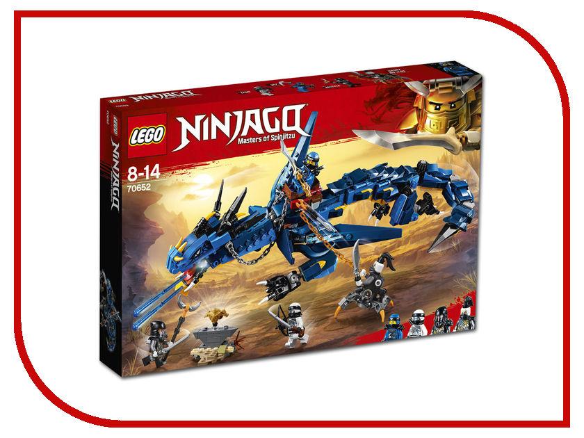 Конструктор Lego Ninjago Вестник Бури 70652 конструктор lego ninjago 70589 горный внедорожник