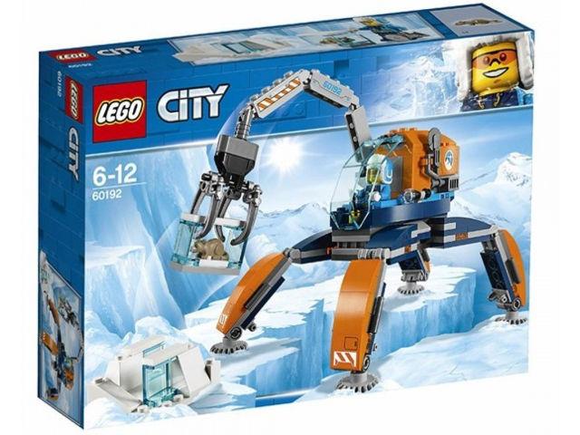 Конструктор Lego City Арктическая Экспедиция Арктический вездеход 60192
