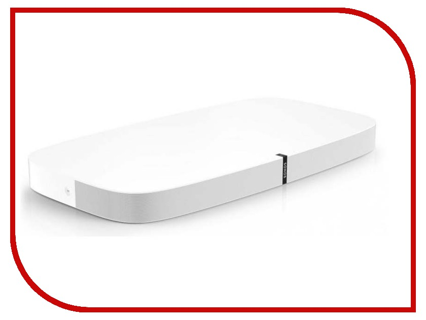 Звуковая панель Sonos Playbase White саундбар sonos playbase white