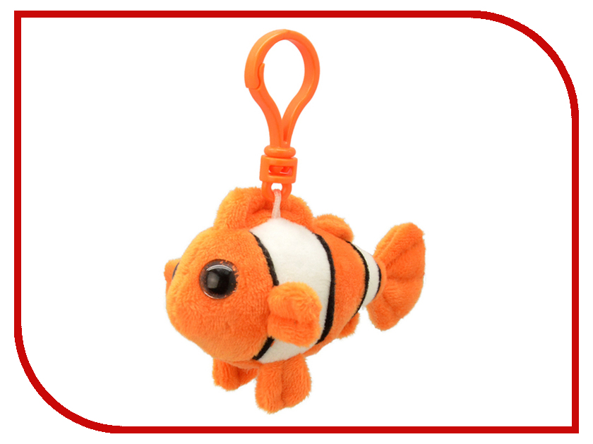 Брелок Wild Planet Рыба клоун 9cm K8320
