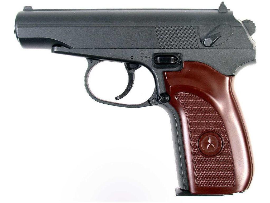 Страйкбольный пистолет Stalker SAP Spring SA-33071P