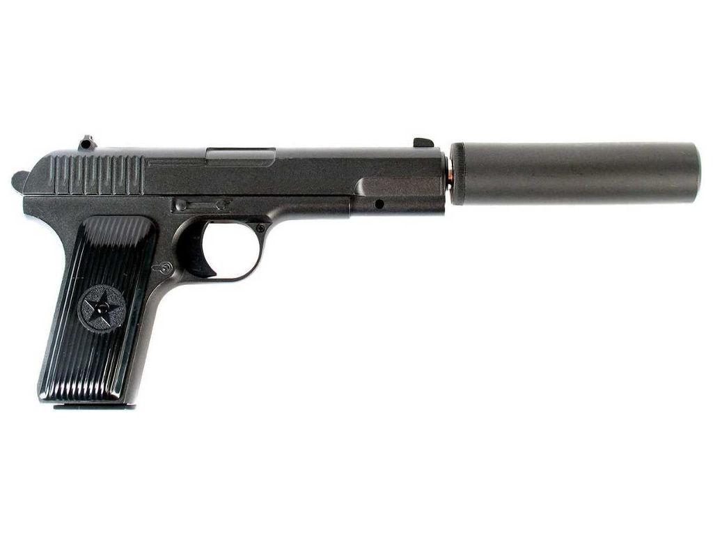 Страйкбольный пистолет Stalker SATTS Spring SA-33071TTS