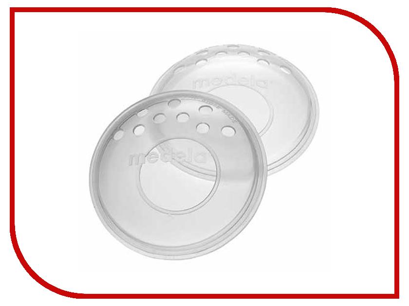 Накладка защитная вентилируемая на грудь Medela 2шт 008.0042 авент накладка на сосок 2шт малая 80170