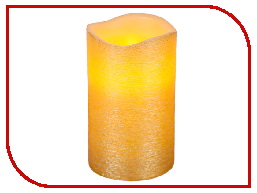 Светодиодная свеча Star Trading LED Linda Yellow Vox 068-52 celestial star projector lamp yellow light