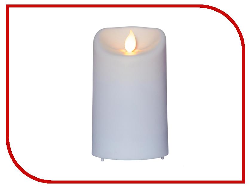 Светодиодная свеча Star Trading LED M-Twinkle White 063-55