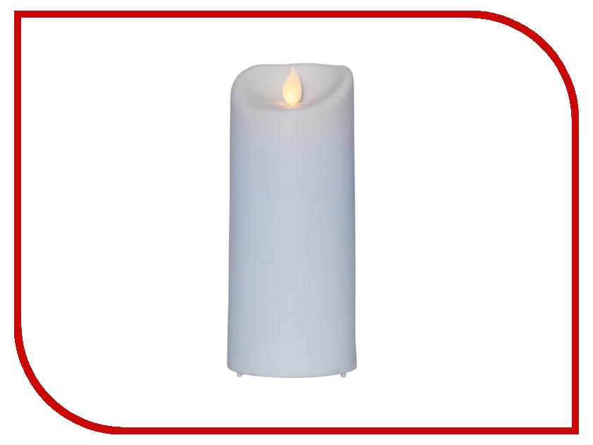 Светодиодная свеча Star Trading LED M-Twinkle White 063-57