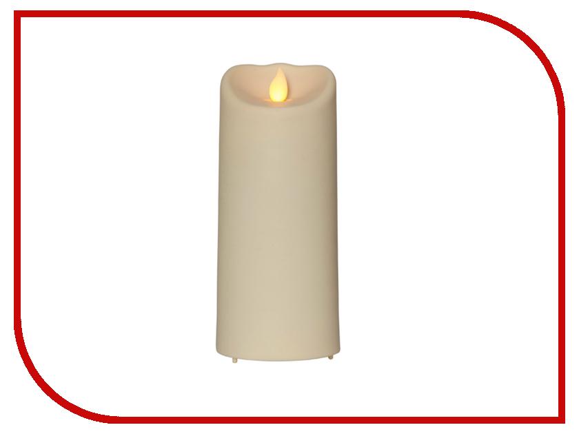 Светодиодная свеча Star Trading LED M-Twinkle Beige 063-67