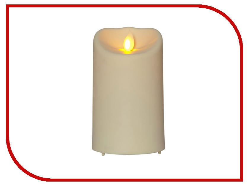Светодиодная свеча Star Trading LED M-Twinkle Beige 063-65