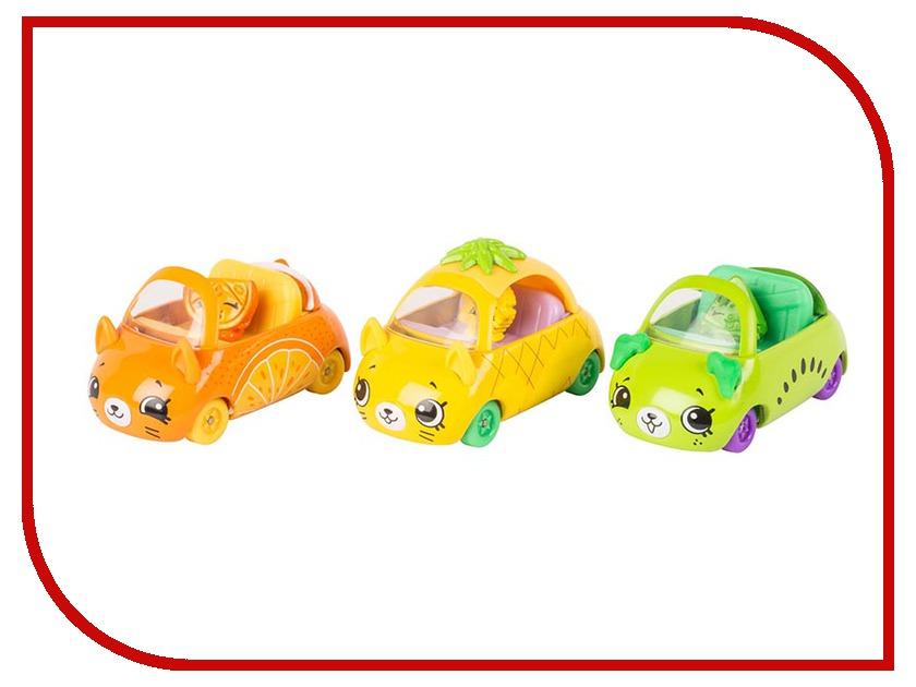 Игрушка Moose Shopkins Cutie Cars с фигурками Fast and Fruity 56642 moose брелок poppy corn shopkins