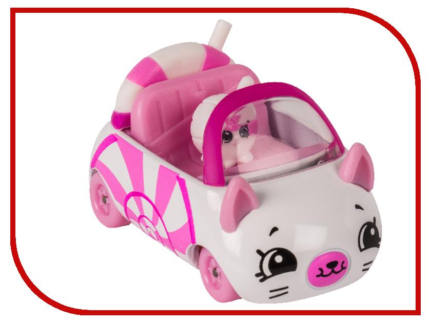 Игрушка Moose Shopkins Cutie Cars с фигуркой Lollipop Soft Top 56577 clever lollipop