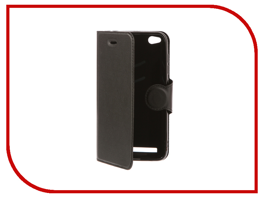 Аксессуар Чехол для Xiaomi Redmi 5A Red Line Book Type Black УТ000014589 чехол книжка red line book type для xiaomi redmi 5 black