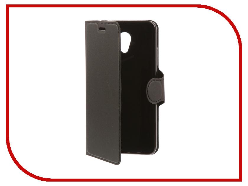цена на Аксессуар Чехол-книжка для Meizu M6 Red Line Book Type Black УТ000014554